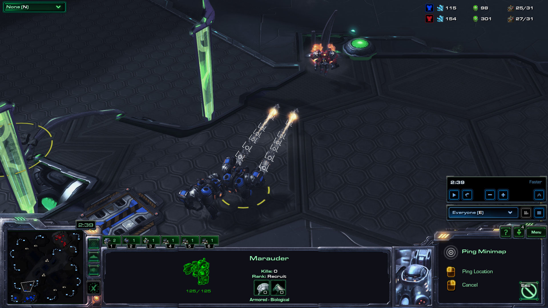 how to build supply depot in starcraft